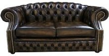Chesterfield Buckingham 2 Seater Antique Gold