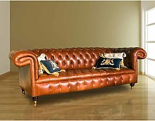 Chesterfield Chatsworth Leather Sofa UK