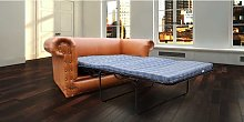 Chesterfield Decor 2 Seater Settee Old English