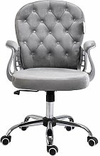 Chesterfield Desk Chair Symple Stuff