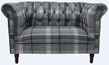 Chesterfield Gleneagles Snuggler 2 Seater Settee