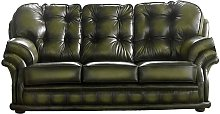 Chesterfield Handmade Knightsbridge 3 Seater Sofa