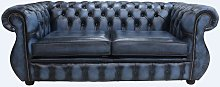 Chesterfield Kimberley 2.5 Seater Antique Blue