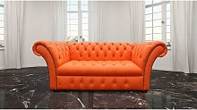 Chesterfield Lawrence 2 Seater Sofa Settee