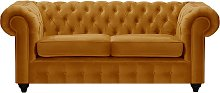 Chesterfield Max 2 Seater Sofa-Velluto 8