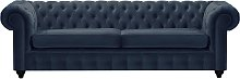 Chesterfield Max 3 Seater Sofa-Velluto 11