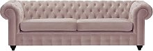 Chesterfield Max 3 Seater Sofa-Velluto 14