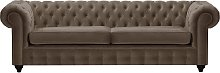 Chesterfield Max 3 Seater Sofa-Velluto 17
