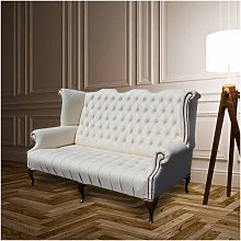 Chesterfield Newby 3 Seater Queen Anne High Back