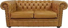 Chesterfield Radcliffe 2 Seater Settee Old English