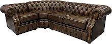 Chesterfield Richmond Grand Corner Sofa Unit 2 + C