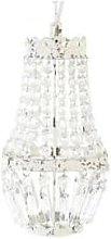 Chic Antique - Antique White Patina Chandelier
