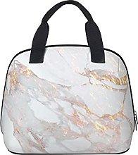 Chic Elegant Gold Marble Pattern Waterproof