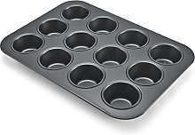 Chicago Metallic Professional 12-Cup Non-Stick