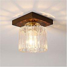 CHICAI Crystal Chandelier Lighting, Mini Crystal