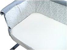 Chicco 90 x 50cm Next 2 Me Foam Cot Mattress Topper