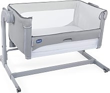 Chicco Next 2 Me Magic Bedside Sleeper Crib - Cool
