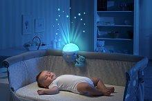 Chicco Next2 Stars Light Projector - Blue