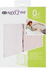 Chicco Next2Me set of 2 crib sheets, Pink Pois