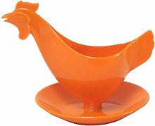 Chicken Egg Cup Orange-The Cult-Egg