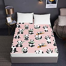Chickwin Cute Animal Printed Fitted Sheets for
