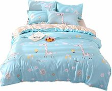 Chickwin Duvet Cover Set 4 Piece, Bedding Sets