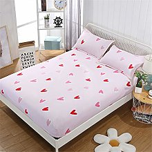 Chickwin Flamingo Printed Fitted Sheets 100%