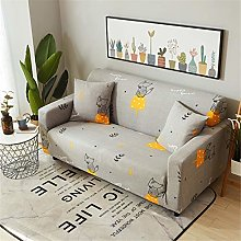 Chickwin Sofa Slipcover, Elastic Fabric Pure Color