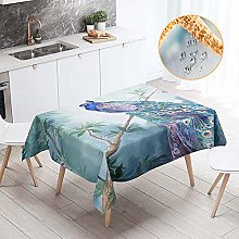 Chickwin Tablecloth Rectangular Waterproof Stain