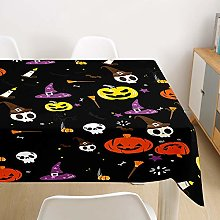 Chickwin Tablecloth Wipe Clean Rectangle, Funny