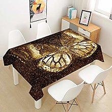 Chickwin Tablecloths Rectangular Waterproof