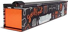 ChicWrap BBQ Aluminum Foil Dispenser with