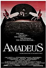 Chifang AMADEUS MOVIE POSTER paintings Print on