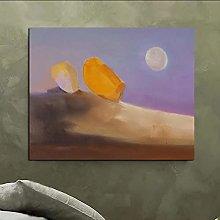 Chifang Marta Zamarska Landscape Wall Art Canvas