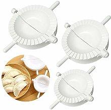 Chikanb 3 Pcs Ravioli Dumpling Maker Set Manual