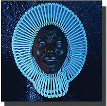 Childish Gambino Rapper Music Poster Album Print