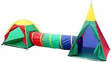 Children's 3in1 Adventure Indoor/Outdoor Tepee