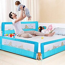 Children's Bed Railing Folding Safety Bed