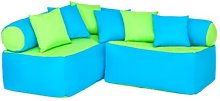 Children's Corner Bean Bag Sofa Ebern Designs