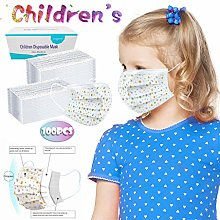 Children's Disposable_Face_Masks, Industrial
