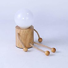 Children's lighting Doll-Shape Table Lamp