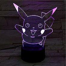 Children's Night Lamp LED Touch Sensor Bedroom