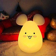 Children's Nightlight, Bedside Lamp, Table