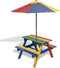 Children's Picnic Table by Freeport Park -