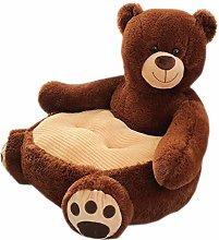 Children's plush chair, cute bear sofa, chair