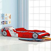 Children's Race Car Bed 90x200 cm