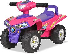 Children's Ride-on ATV with Sound and Light