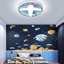 Children's Room Aircraft Ceiling Lamp Modern