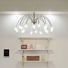 Children's Room Chandelier Stylish Dining Room