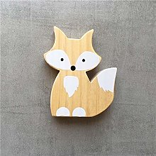Children's Room Decoration Solid Wood Cartoon